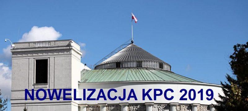 Posiedzenie przygotowawcze i plan rozprawy: nowelizacja Kpc 2019