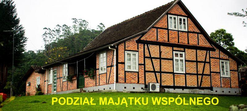 Podział majątku wspólnego – rozliczenie budowy/remontu domu na gruncie drugiego małżonka